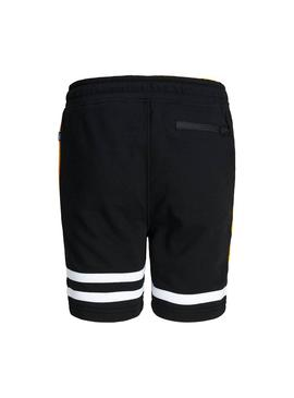 Shorts Jack And Jones Coblair Preto Menino