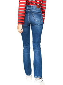 Jeans Pepe Jeans Dion Straight Mulher