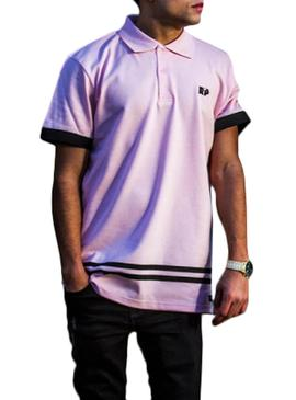 Polo Rompiente Clothing Rosa