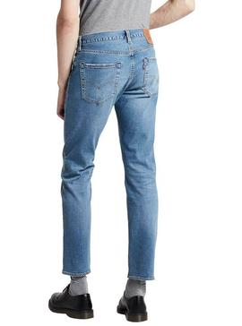 Jeans Levis 501 Slim Taper Ironwood