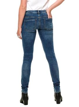 Jeans Only Coral CRYA041 Para Mulher