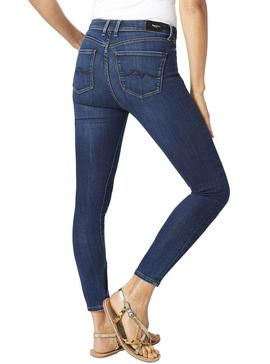 Jeans Pepe Jeans Cher High para Mulher