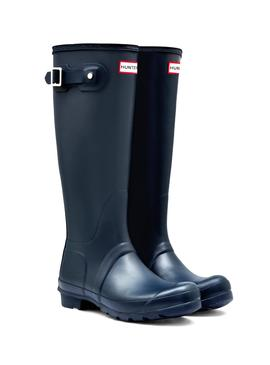 Botas Hunter Original Tall azul