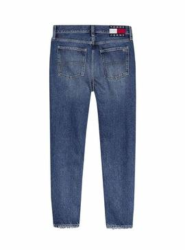 Jeans Tommy Jeans Izzy SNDM Mulher