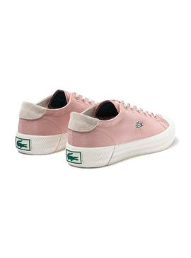 Sapato Lacoste Gripshot 120 Pink Mulher