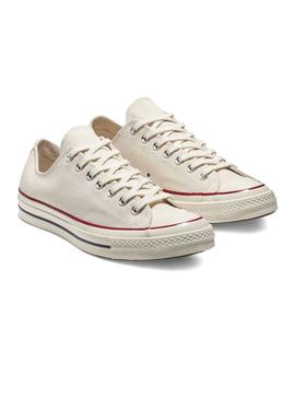 Converse Chuck 70 Classic Low Bege Mulheres