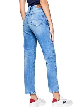 Jeans Pepe Jeans Lexi Sky MF6 Mulher