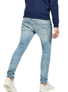 Jeans G-Star 3301 Deconstructed Man