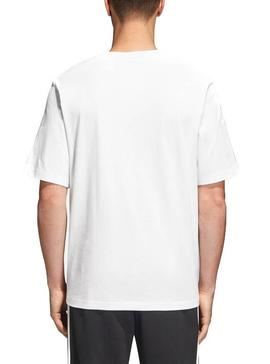 T-Shirt Adidas Oversized White