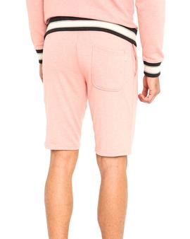 Shorts Jack and Jones Jared homens-de-rosa